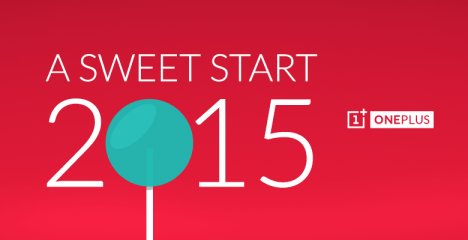 Lollipop Android 5.0 para OnePlus