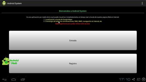 Ver actividad de otros usuarios desde el navegador