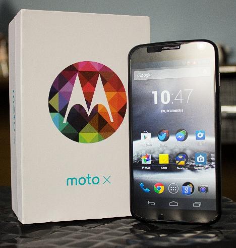 1era Generación del Moto X (2013)