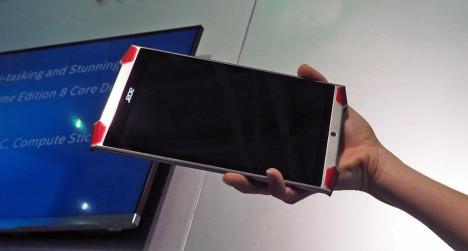 Nuevo Tablet de Acer e Intel para Gamers