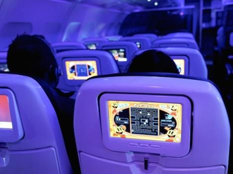 Juegos y Aplicaciones para disfrutar durante el vuelo de avión