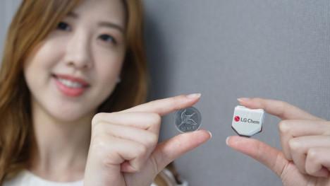 LG Fabrica Baterías Hexagonales para SmartWatch Redondos