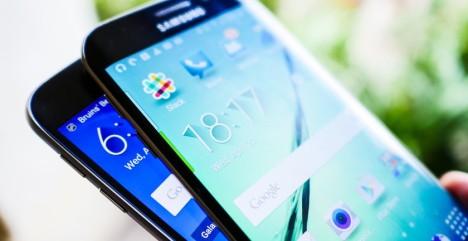 Brillo automático desactivado en el Samsung Galaxy S6