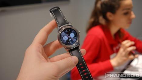 Lo que tiene el LG Watch Urbane