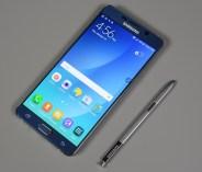01 S-Pen roto del Galaxy Note 5
