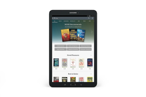 Galaxy Tab E Nook