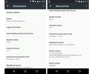 01 MarshMallow Android 6.0.1