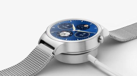 Huawei Watch con reconocimiento de voz