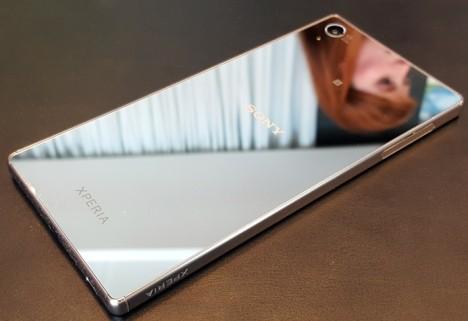 Sony Xperia Z5 Premium en Europa