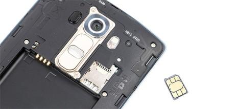 Desbloquear al SIM para reemplazarlo por otro diferente