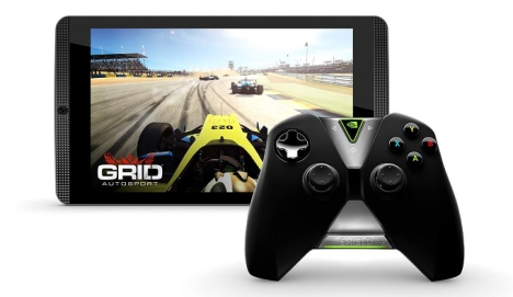 Nuevo nIvidia Shield Tablet K1 a $199