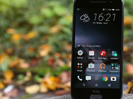 HTC One A9 con Android 6.0.1