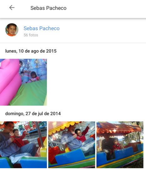 Trucos Google Photos