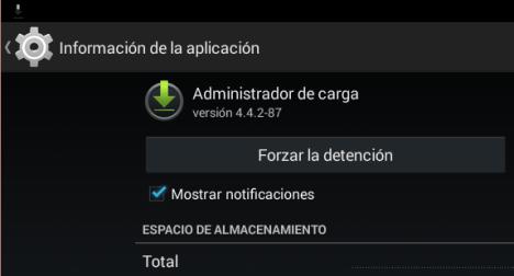 desactivar notificaciones en Android