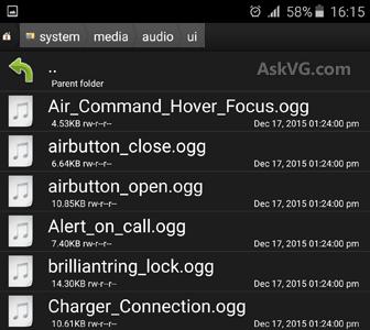 Notificaciones Samsung Galaxy 03