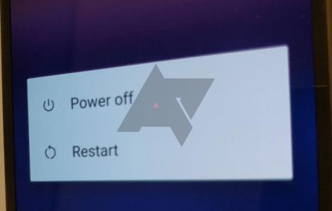 Reiniciar Android en Google Pixel