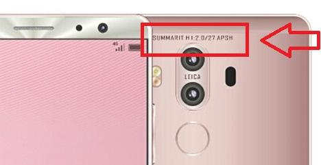 Huawei Mate P9