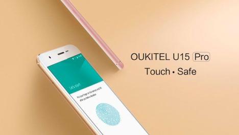 OUKITEL U15 Pro