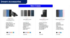 Accesorios Samsung Galaxy S8
