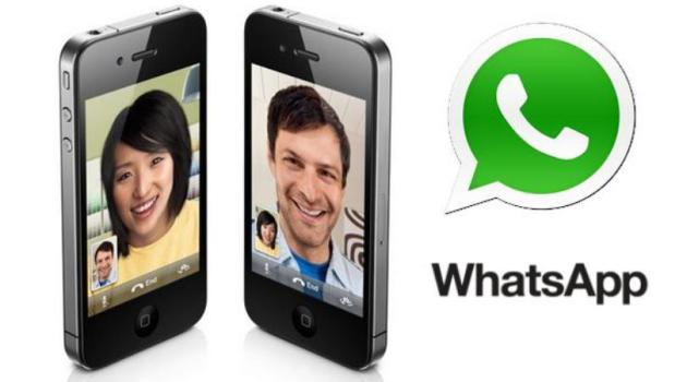 Video llamadas en WhatsApp
