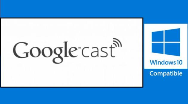actualizar chromecast desde Windows 10