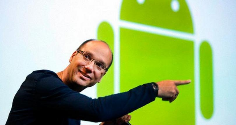 Andy Rubin: Su teléfono móvil Essential con IA combatirá la nomofobia