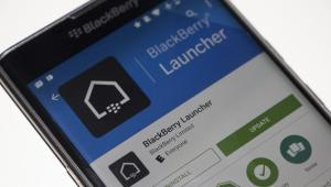 Launcher BlackBerry