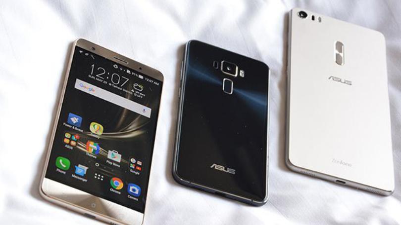 ZenFone 4 sin fecha aún para EE.UU. en ninguna de sus 4 variantes