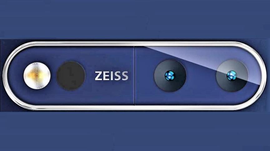 camaras en el Nokia 8