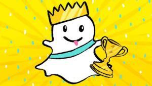 record snapchat
