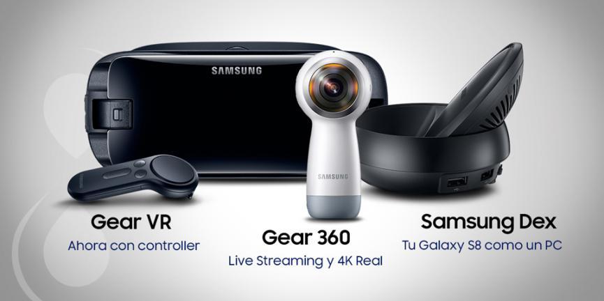 10 Accesorios Samsung Galaxy S8: ¿Cual debemos comprar ahora?