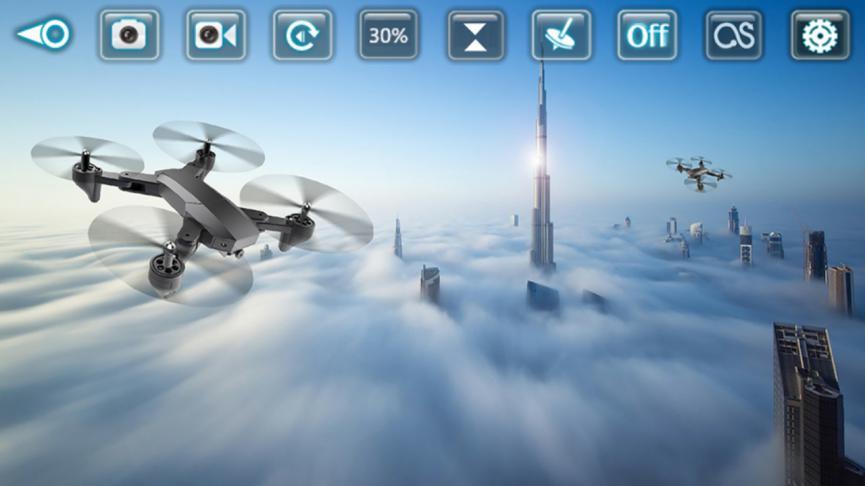Aplicacion Drone para Android
