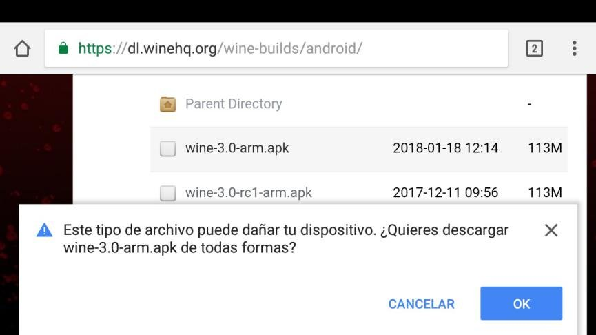 Aplicaciones de Windows en Android