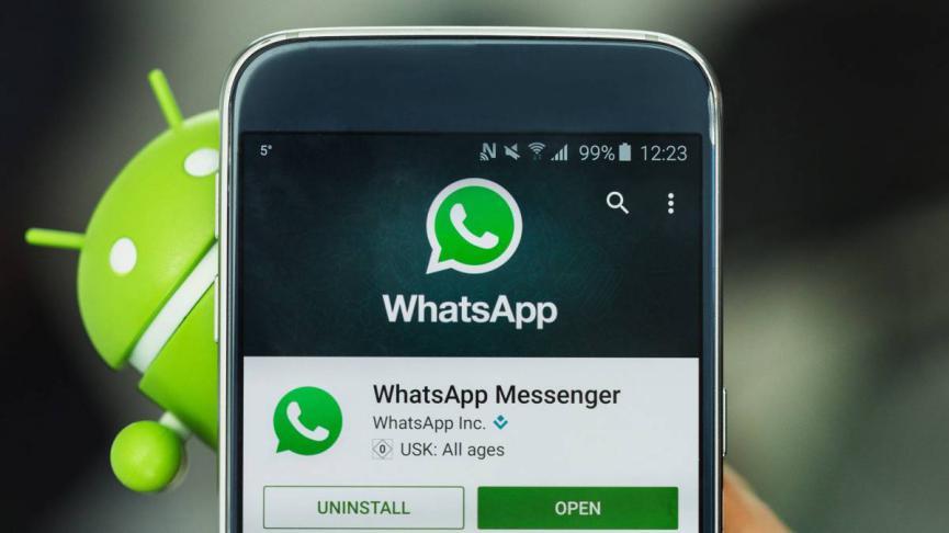 WhatsApp Android pondrá una opción para bloquear mensajes spam