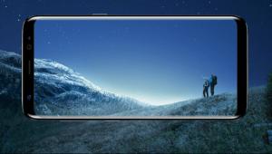 Fondo de Pantalla en un Samsung Galaxy