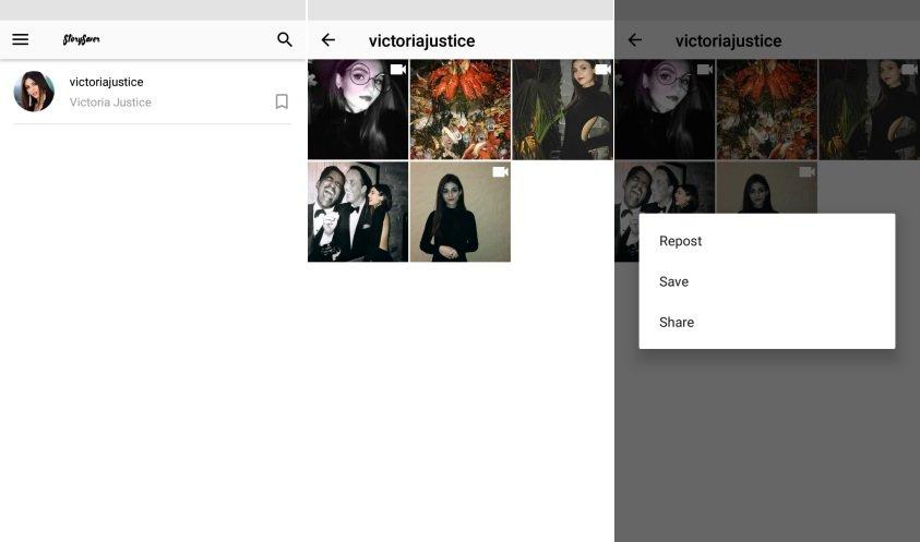 descargar Historias de Instagram en Android