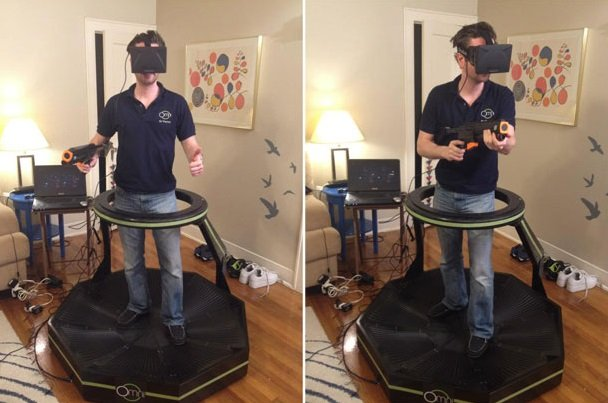 Gafas VR Android problemas sociales