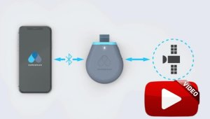 Somewear gadget android enviar mensajes gps satelital