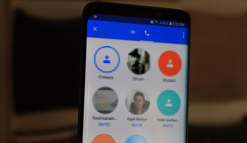 google DUO en cualquier teléfono móvil