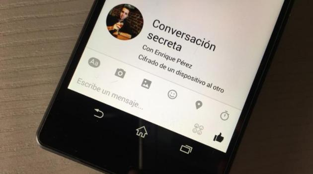 Chat Secreto en Android