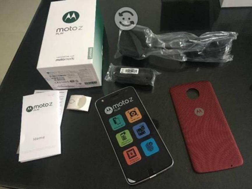 Moto Z Play recibe Oreo Android 8.0 únicamente en EE.UU.