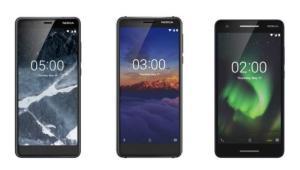 SmartPhones Nokia