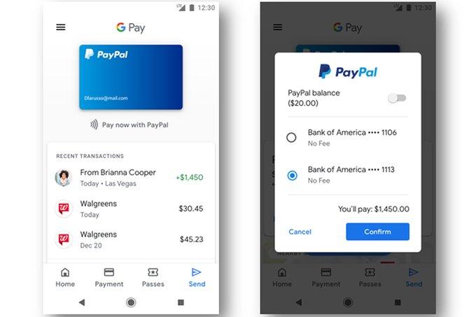 cuenta de paypal para pagar en Play Store