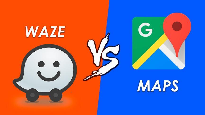 ¿Porque usar Google Maps o Waze en Android Auto o el Smartphone?