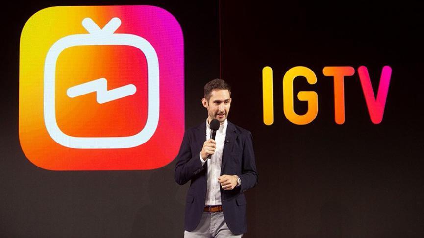 IGTV: Herramienta de Instagram Android para Videos Verticales largos