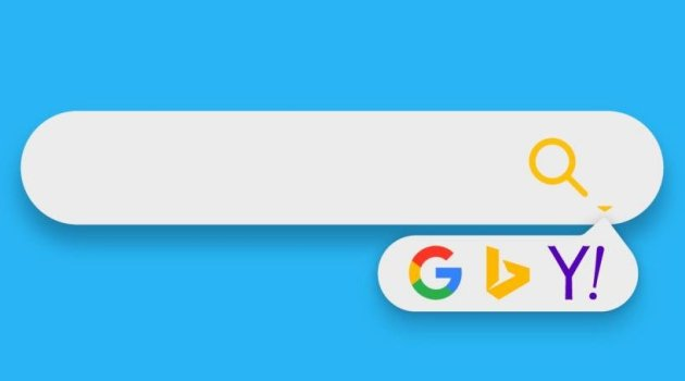configurar Motores de búsqueda en Android