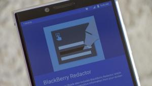 BlackBerry Redactor