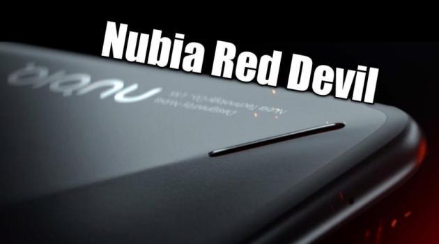 Nubia Red Devil