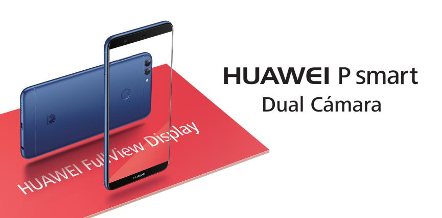 SmartPhone Android Huawei P Smart