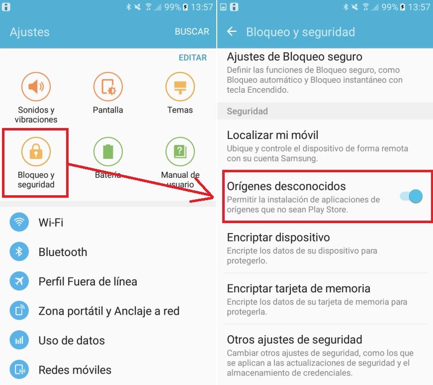 como tener un smartphone android seguro